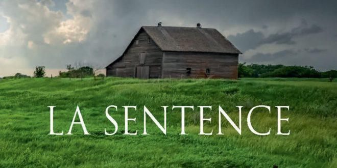 La sentence de John Grisham image couverture livre thriller