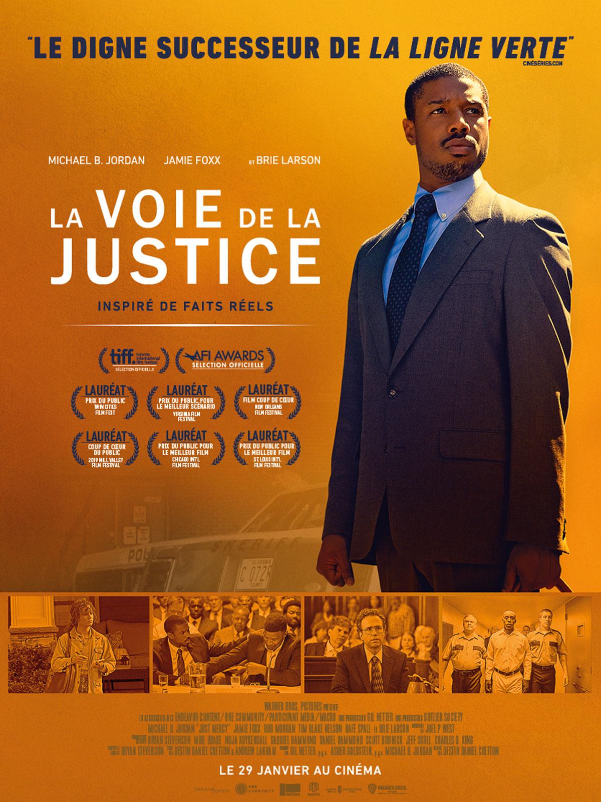 Critique VOD / « La Voie de la justice » (2019) avec  Michael B. Jordan et Jamie Foxx 9 image