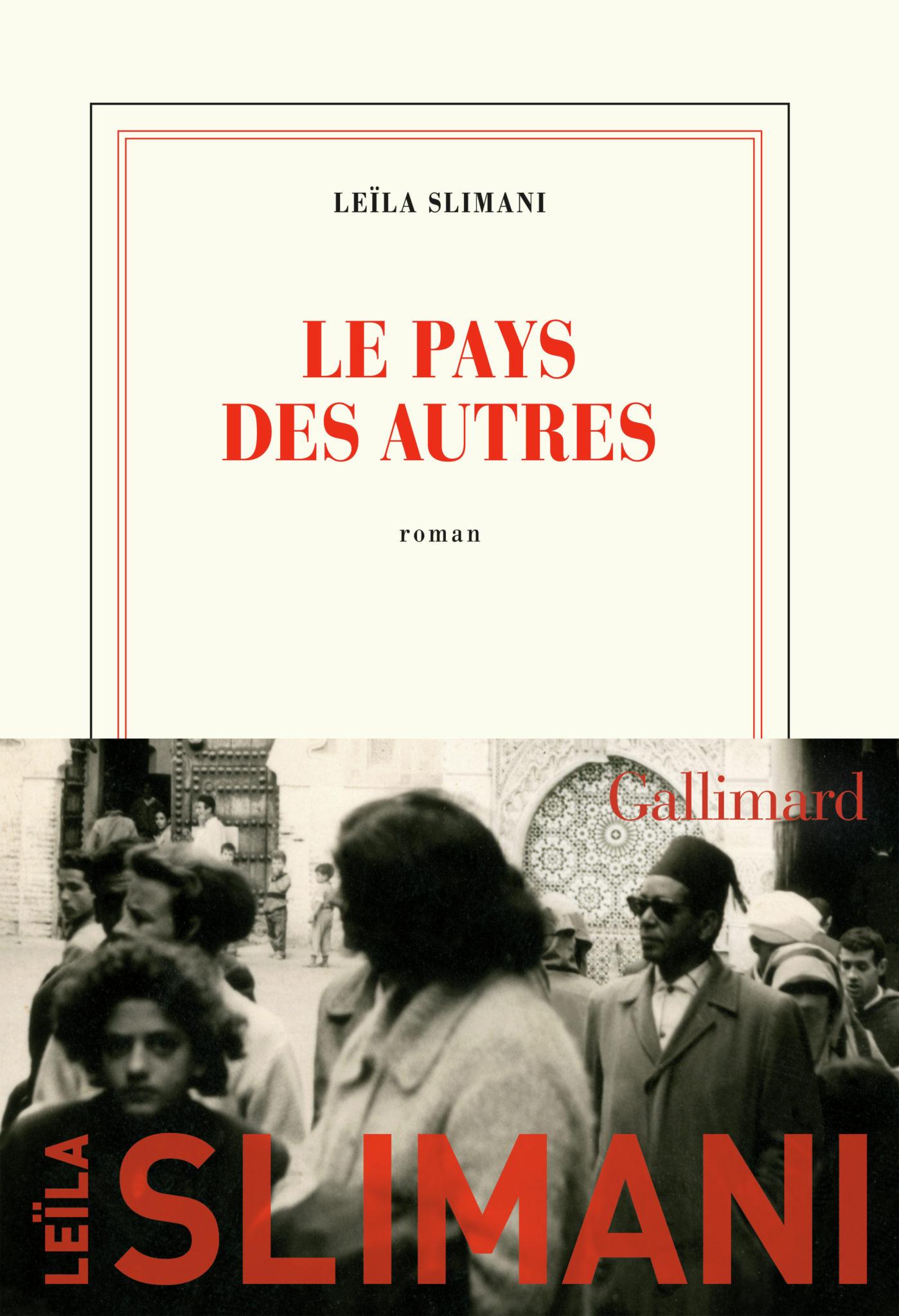 Le pays des autres Leïla Slimani livre critique couverture
