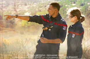 Les Hommes du feu de Pierre Jolivet affiche film cinéma