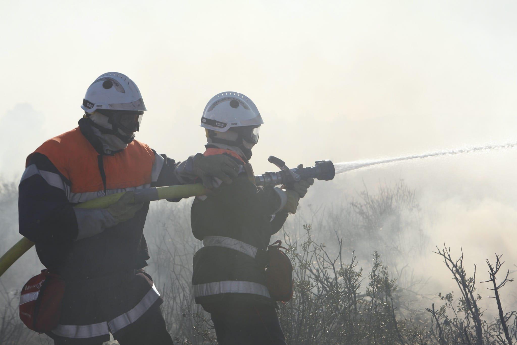 Les Hommes du feu de Pierre Jolivet image film cinéma