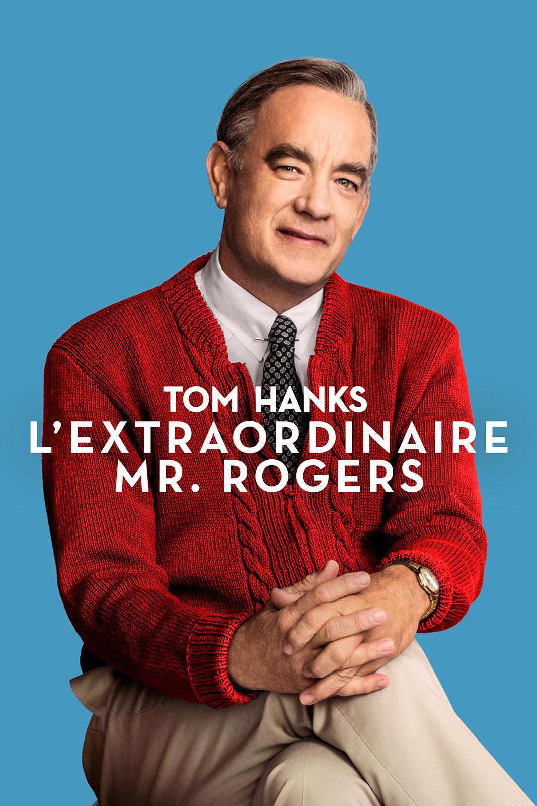 L'extraordinaire Mr. Rogers affiche film 2020