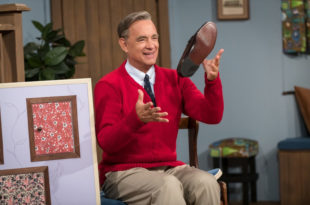 L'Extraordinaire Mr. Rogers Photo film Tom Hanks