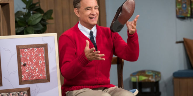 L'Extraordinaire Mr. Rogers Photo film Tom Hanks