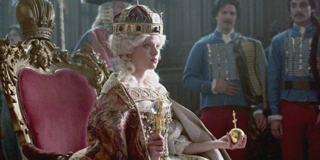 Marie-Thérèse d'Autriche de Miroslava Zlatnikova et Robert Dornhelm image épisode série télé