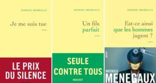Mathieu Menegaux livres