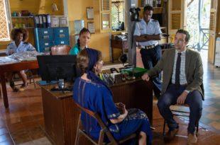 Meurtres au paradis saison 9 épisode Témoin aveugle