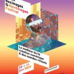 NewImages Festival 2020 affiche créations numériques et monde virtuel