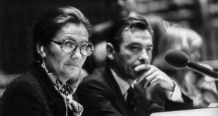 Simone Veil, la loi d'une femme de Caroline Huppert image documentaire