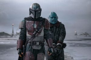 The Mandalorian saison 1 image série Star Wars