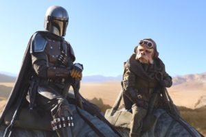 The Mandalorian saison 1 image série Star Wars