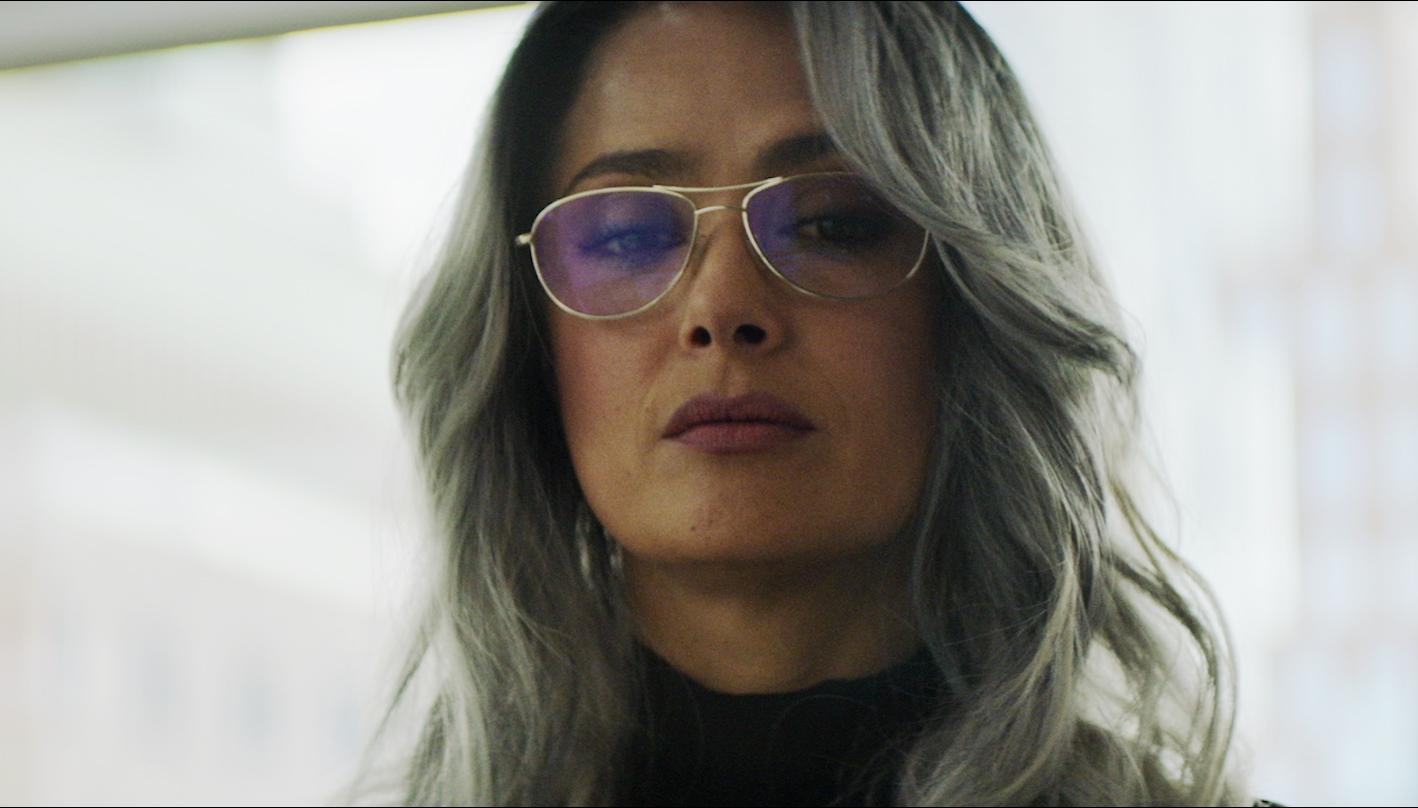 The Wall Street project Salma Hayeck critique film 2018