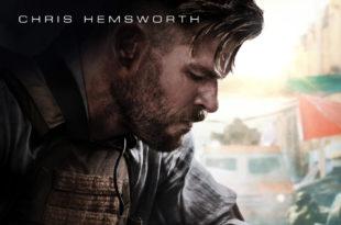 Tyler Rake affiche film Netflix