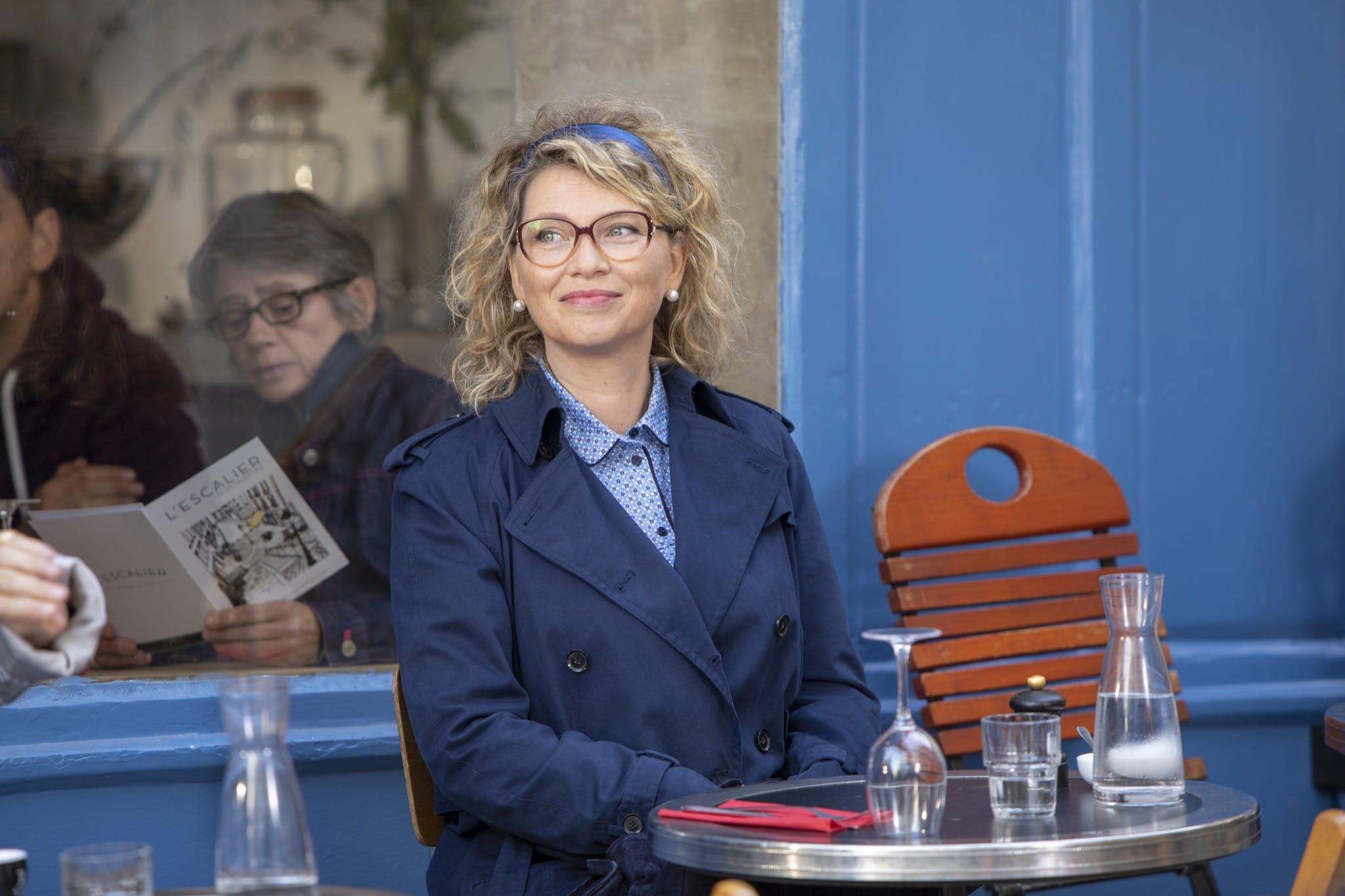 CANDICE RENOIR image série télé