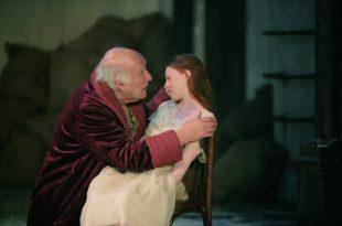 capture d'écran Le Roi Lear, de William Shakespeare, mise en scène André Engel théâtre