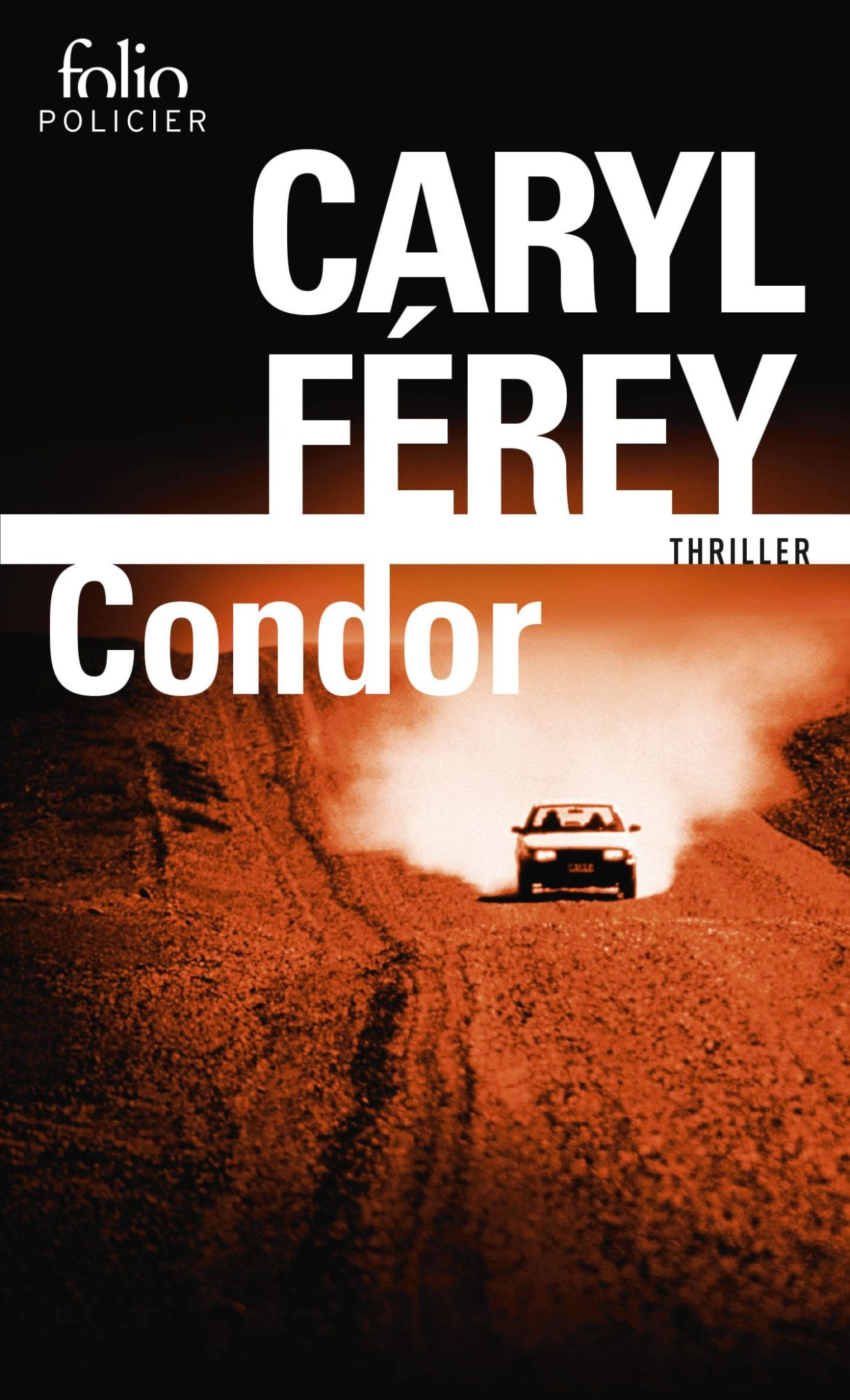 Condor de Caryl Fery image couverture livre
