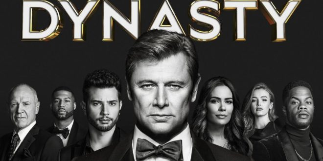 Dynastie saison 3 affiche série télé
