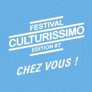 Festival Culturissimo 2020 affiche musique lecture