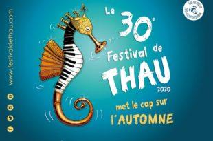 Festival de Thau en automne 2020 musique