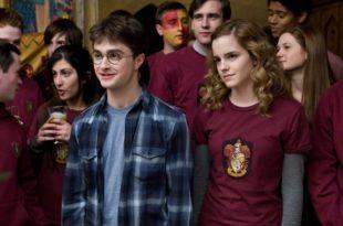 Harry Potter et le Prince de Sang-Mêlé de David Yates image film cinéma