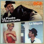 HOMMAGE A MICHEL PICCOLI images Le Mépris, La Poudre d'escampette films cinéma