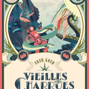 Les Vieilles Charrues 2020 affiche festival musique