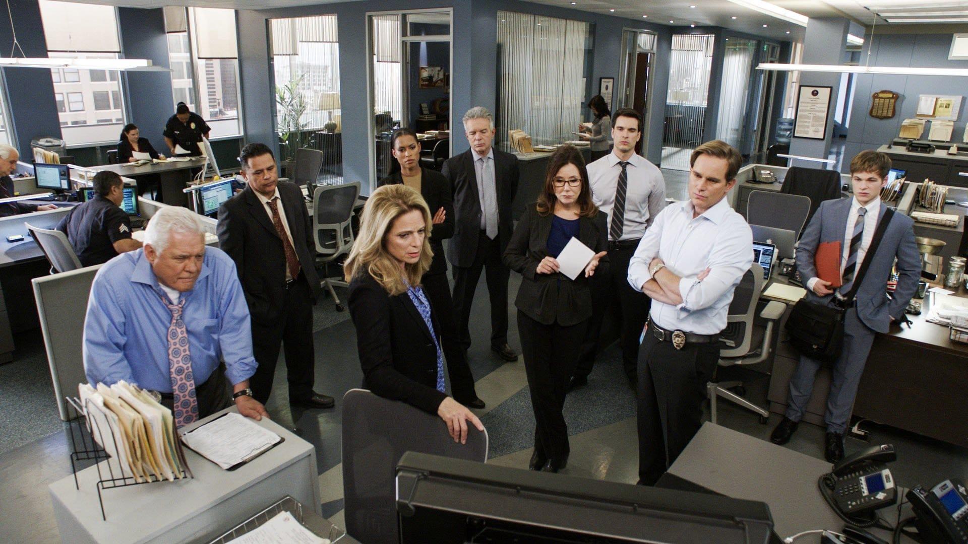 MAJOR CRIMES saison 5 image série télé