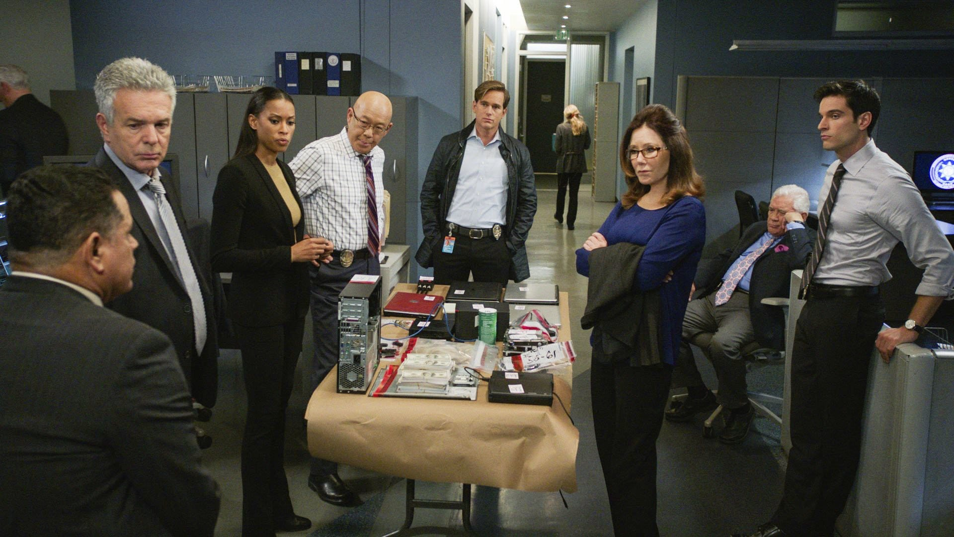MAJOR CRIMES saison 5 image série télé