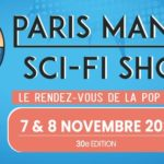 Paris Manga & Sci-Fi Show 30 affiche pop culture
