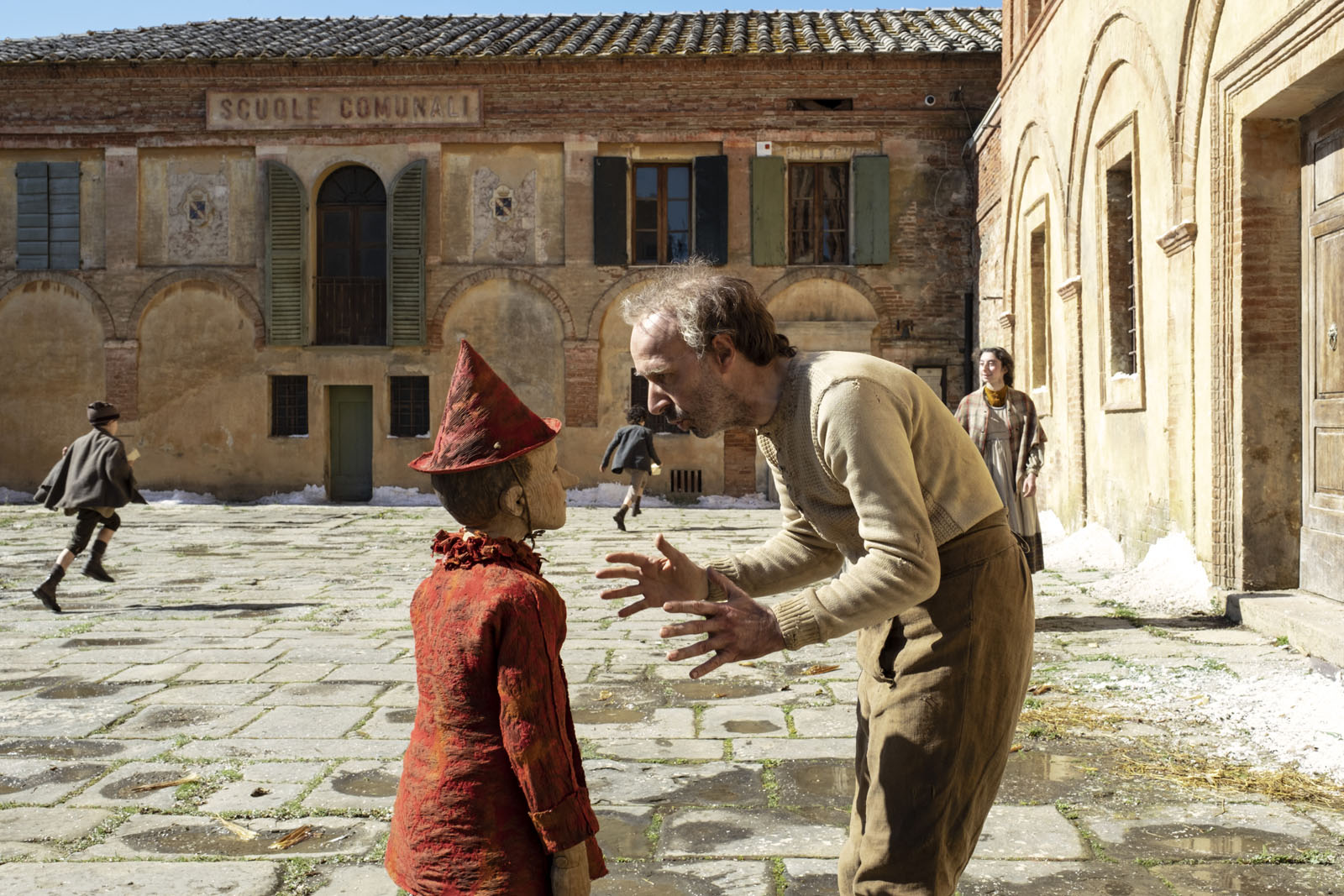 Pinocchio Photo film 2020 Roberto Benigni