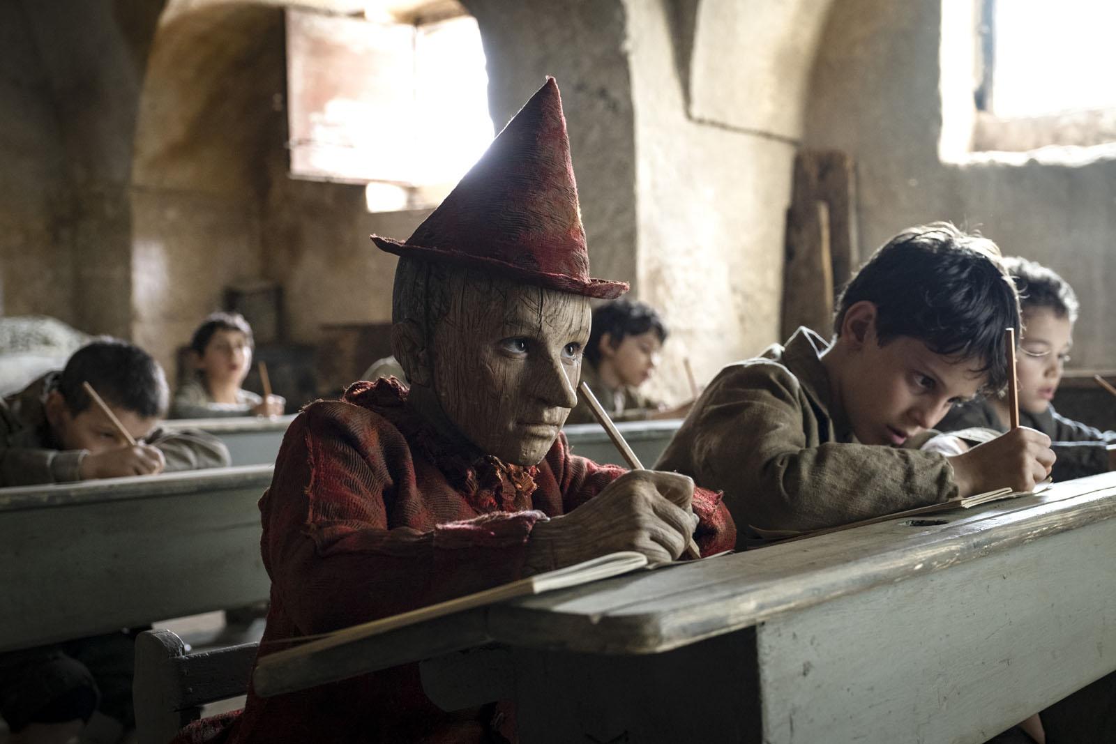 Pinocchio Photo film 2020
