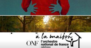 Playlist musique #Déconfinement 01 - Aquilo, Yvan Marc et Viva l'Orchestra à la maison images artwork