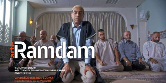 Ramdam de Zangro affiche téléfilm