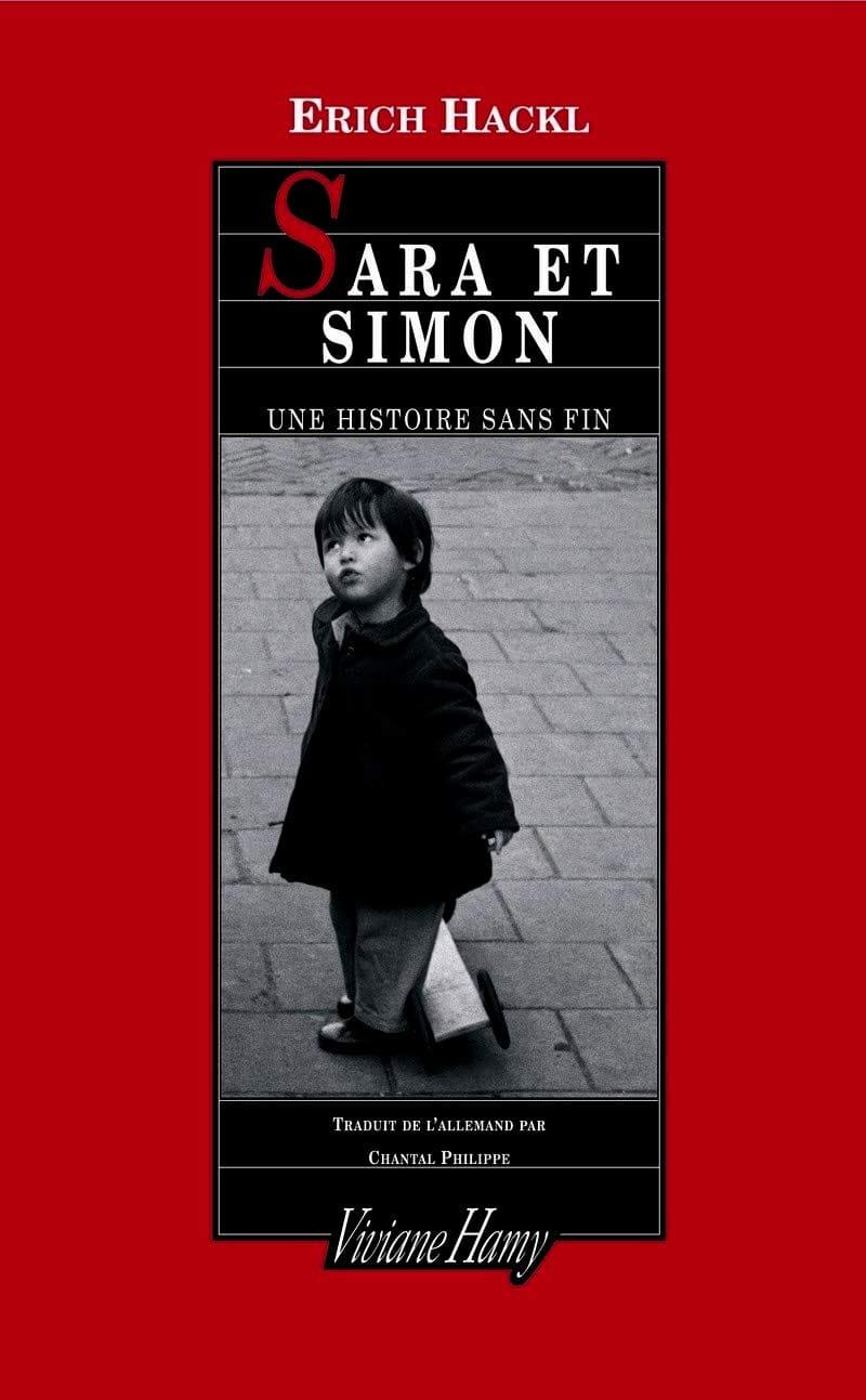 Sara et Simón de Erich Hackl omage couverture livre