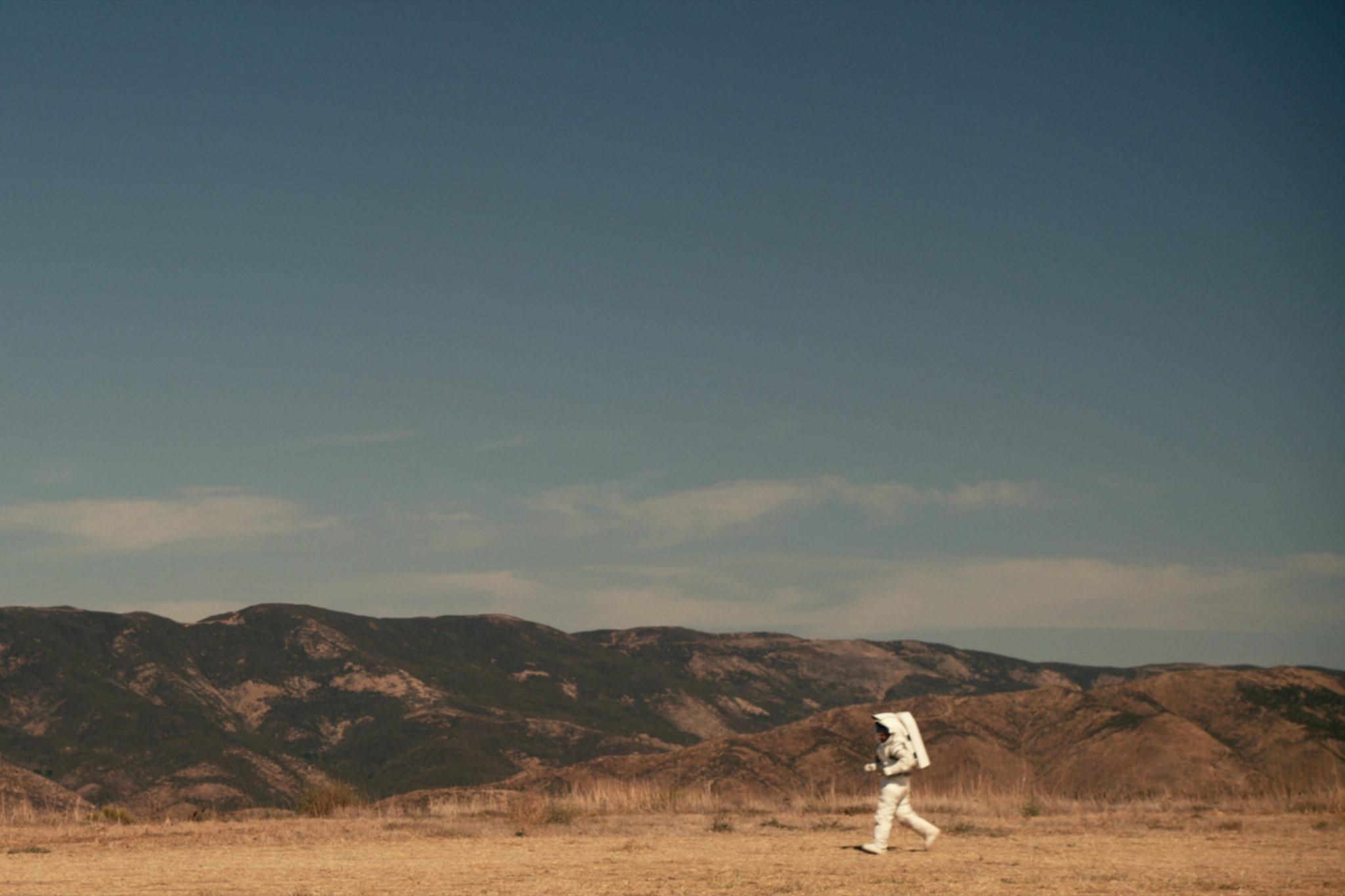 Space Force photo série Netflix affiche