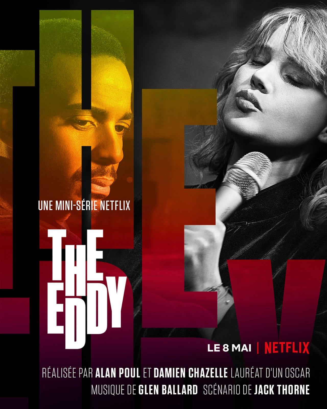 The Eddy affiche série Netflix