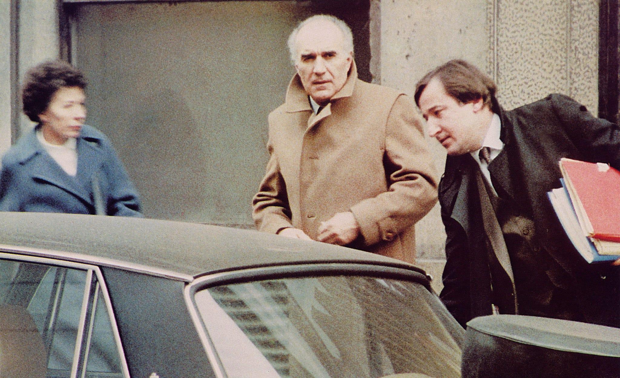 Une étrange affaire de Pierre Granier-Deferre image film cinéma