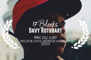 17 Blocks de Davy Rothbart - Champs-Élysées Film Festival 2020 cinéma