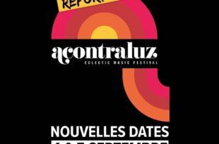 Acontraluz Festival 2020 affiche Electro/Techno Music