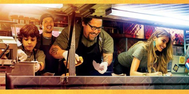 #Chef de Jon Favreau affiche film cinéma