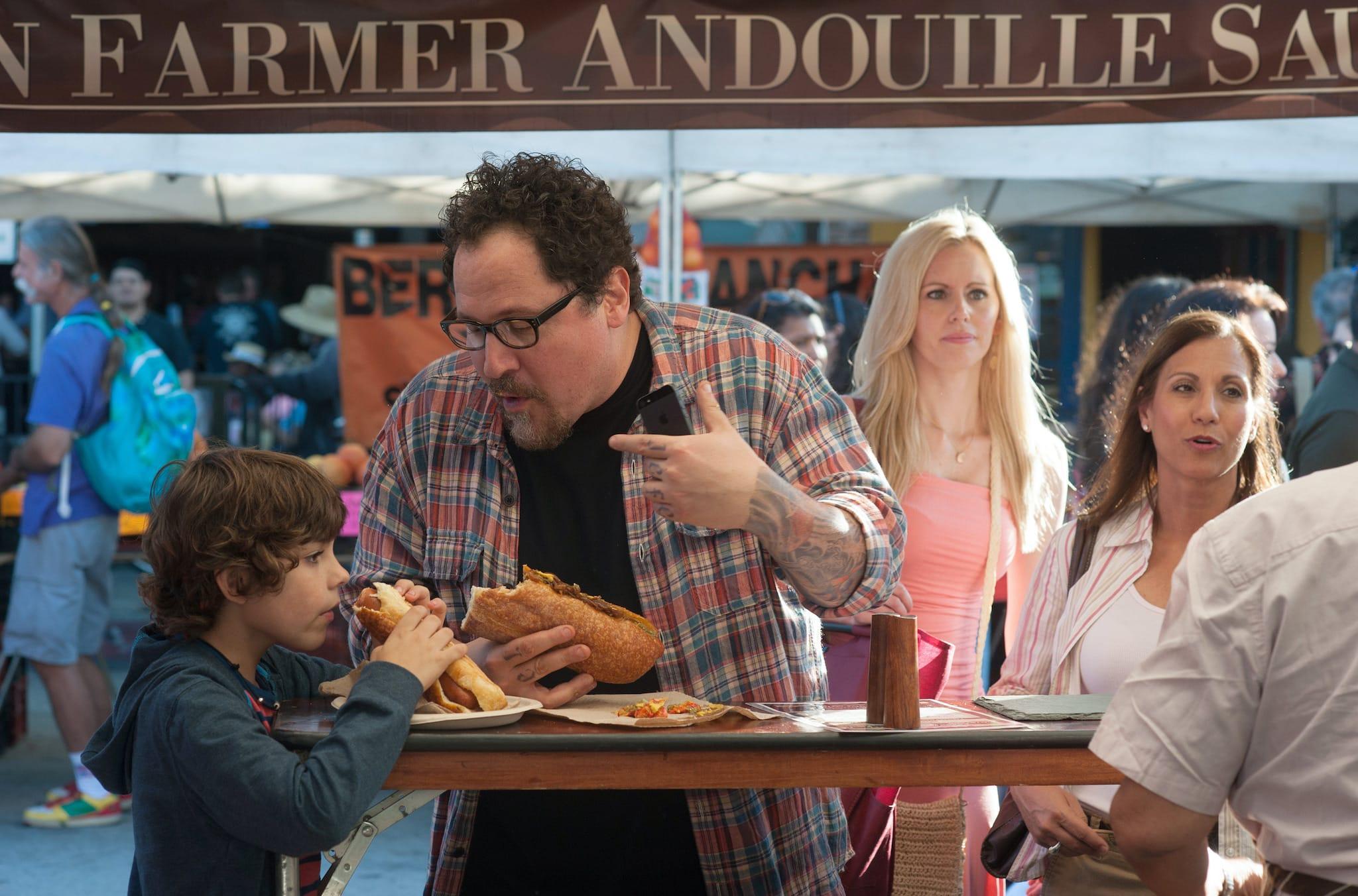#Chef de Jon Favreau image film cinéma