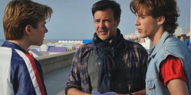 Été 85 de François Ozon photo tournage film cinéma