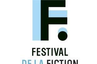 Festival de la Fiction TV de La Rochelle logo festival télé