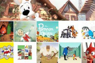 France Télévisions en line-up animation 2020-2021 image