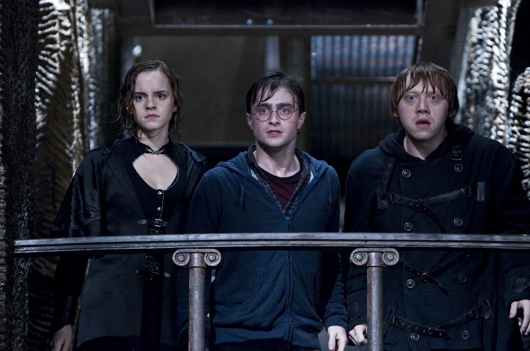 Harry Potter et les Reliques de la Mort - Partie 2 de David Yates image film cinéma