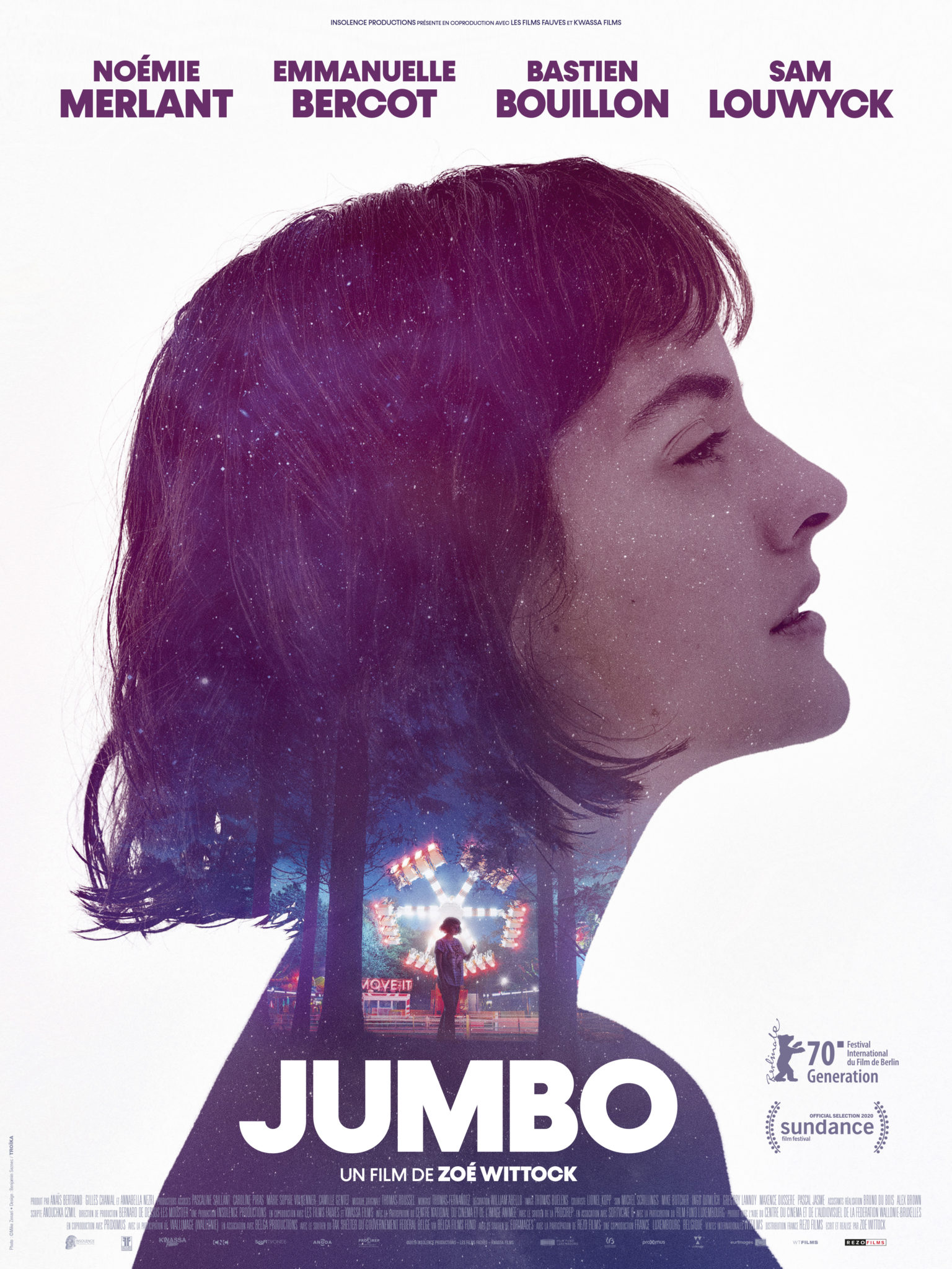 Jumbo affiche film