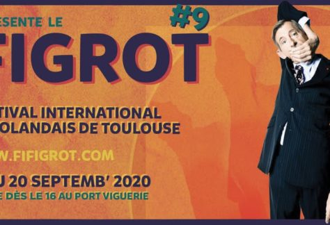 (Mini) FIFIGROT 2020 affiche festivals films cinéma