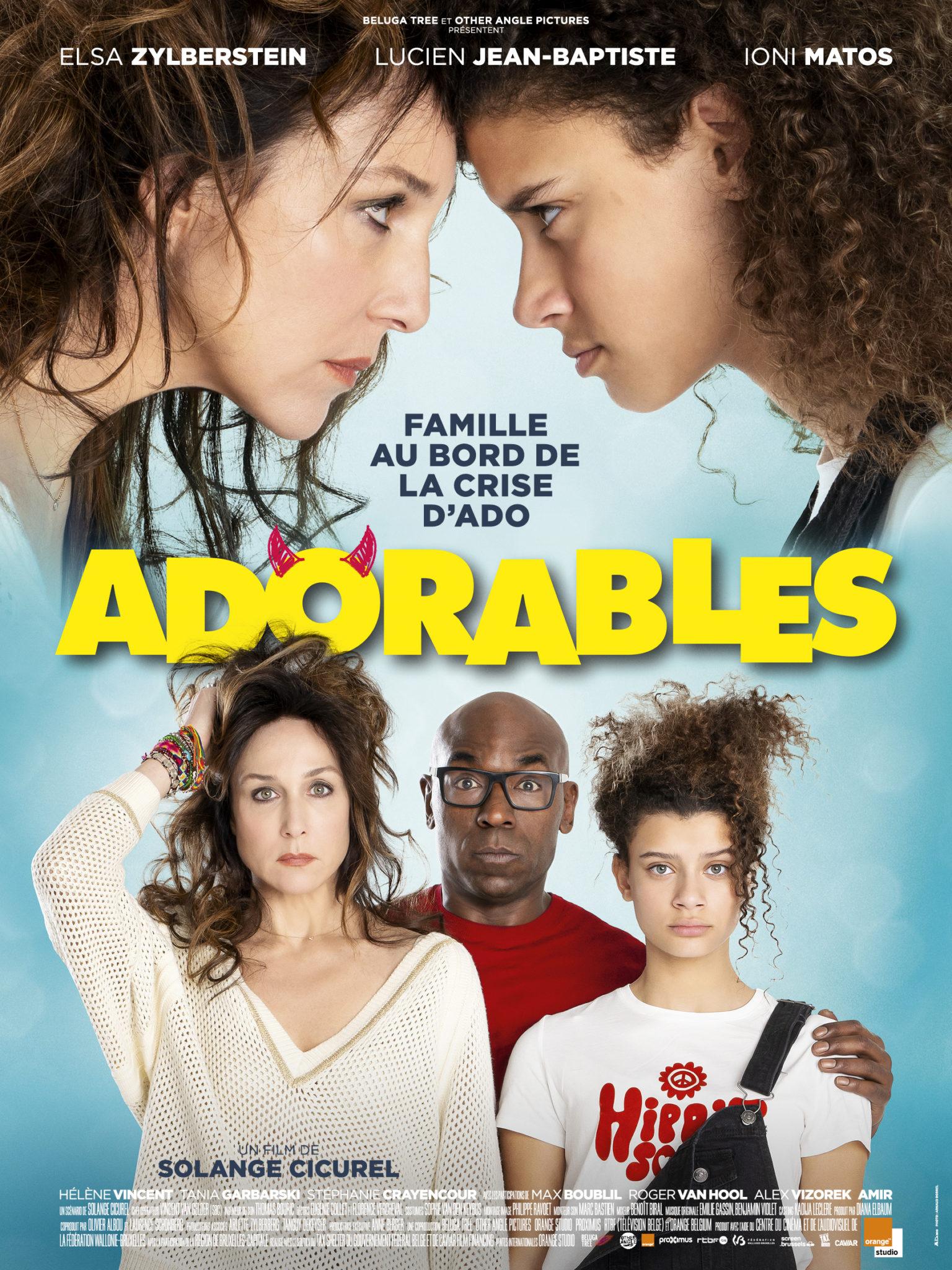 Adorables affiche film 2020