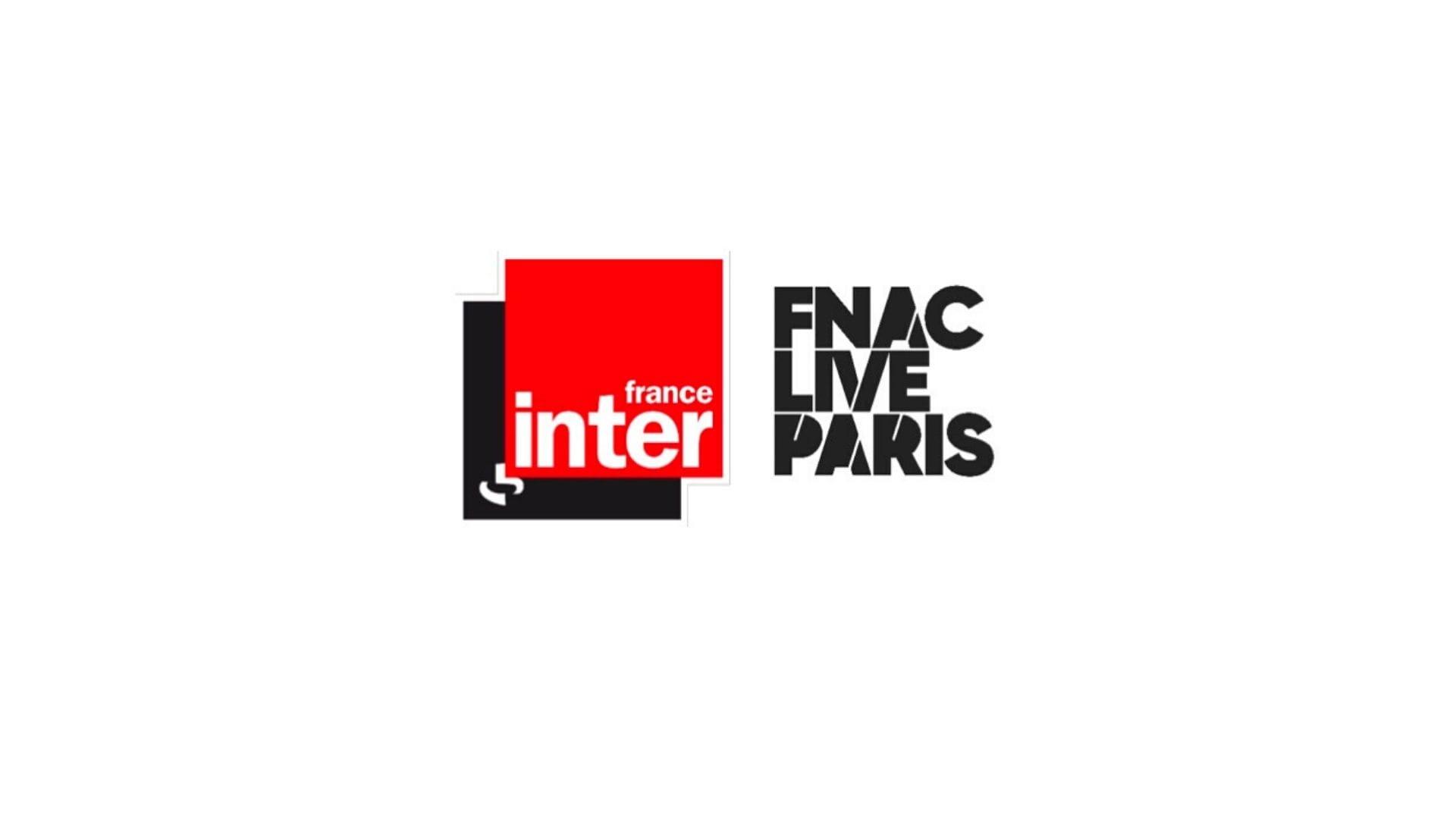 Fnac Live Paris sur France Inter visuel