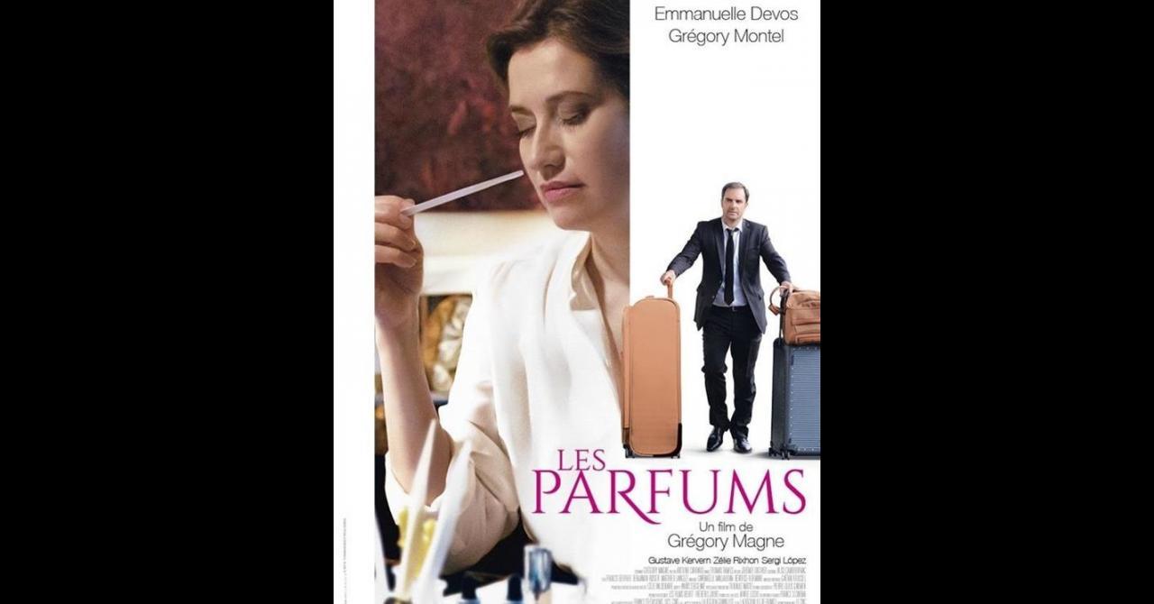 Les Parfums affiche film 2020